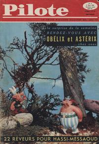 Cover Thumbnail for Pilote (Dargaud, 1960 series) #21