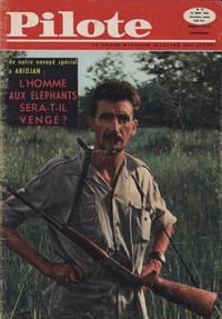 Cover Thumbnail for Pilote (Dargaud, 1960 series) #22
