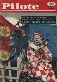 Cover Thumbnail for Pilote (Dargaud, 1960 series) #23