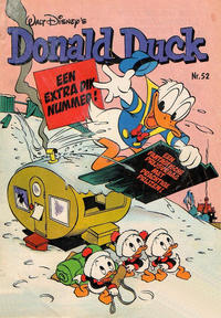 Cover Thumbnail for Donald Duck (Oberon, 1972 series) #52/1976