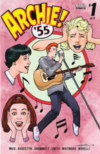 Cover Thumbnail for Archie 1955 (Archie, 2019 series) #1 [Cover D Aaron Lopresti]