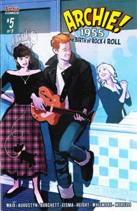 Cover Thumbnail for Archie 1955 (Archie, 2019 series) #5 [Cover C Cary Nord]