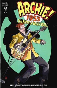 Cover Thumbnail for Archie 1955 (Archie, 2019 series) #4 [Cover B Laura Allred]