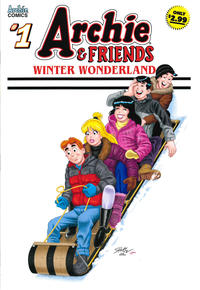Cover Thumbnail for Archie & Friends: Winter Wonderland (Archie, 2020 series) #1 (5)