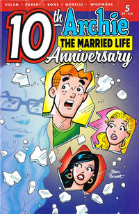 Cover Thumbnail for Archie: The Married Life - 10th Anniversary (Archie, 2019 series) #5
