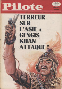 Cover Thumbnail for Pilote (Dargaud, 1960 series) #24