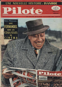 Cover Thumbnail for Pilote (Dargaud, 1960 series) #25
