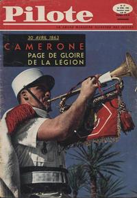 Cover Thumbnail for Pilote (Dargaud, 1960 series) #27