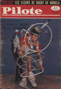 Cover Thumbnail for Pilote (Dargaud, 1960 series) #28