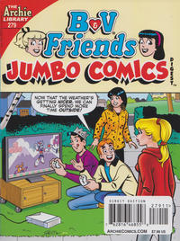 Cover Thumbnail for B&V Friends Double Digest Magazine (Archie, 2011 series) #279