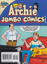 Cover Thumbnail for Archie (Jumbo Comics) Double Digest (Archie, 2011 series) #308