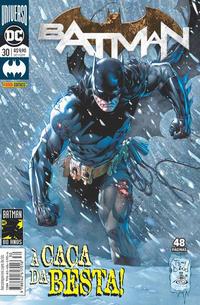 Cover Thumbnail for Batman (Panini Brasil, 2017 series) #30