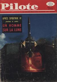 Cover Thumbnail for Pilote (Dargaud, 1960 series) #31