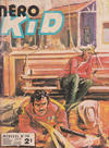 Cover for Néro Kid (Impéria, 1972 series) #38