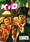Cover for Néro Kid (Impéria, 1972 series) #46