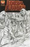 "Cover for Lord of the Jungle (Dynamite Entertainment, 2012 series) #1 [""Sketch Art"" retailer incentive cover]"