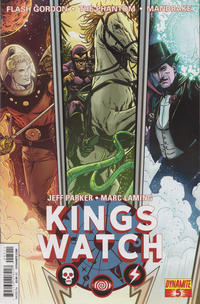 Cover Thumbnail for Kings Watch (Dynamite Entertainment, 2013 series) #5