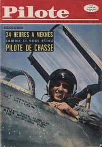 Cover Thumbnail for Pilote (Dargaud, 1960 series) #34