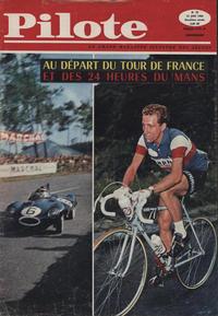Cover Thumbnail for Pilote (Dargaud, 1960 series) #35