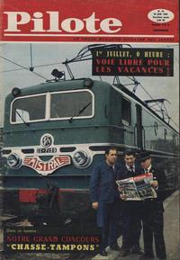 Cover Thumbnail for Pilote (Dargaud, 1960 series) #36