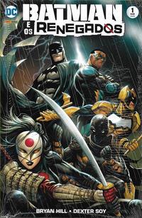 Cover Thumbnail for Batman e Os Renegados (Panini Brasil, 2020 series) #1