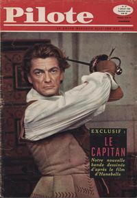 Cover Thumbnail for Pilote (Dargaud, 1960 series) #37