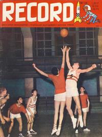 Cover Thumbnail for Record (Bayard Presse, 1962 series) #15