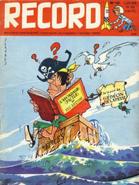 Cover Thumbnail for Record (Bayard Presse, 1962 series) #10