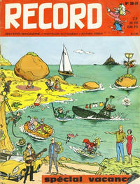 Cover Thumbnail for Record (Bayard Presse, 1962 series) #30-31