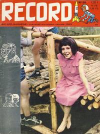 Cover Thumbnail for Record (Bayard Presse, 1962 series) #20