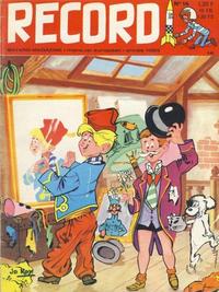 Cover Thumbnail for Record (Bayard Presse, 1962 series) #14