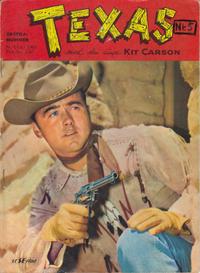 Cover Thumbnail for Texas Ekstranummer (Serieforlaget / Se-Bladene / Stabenfeldt, 1959 series) #44a/1961