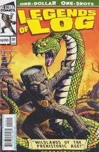 Cover Thumbnail for Legends of Log (Alterna, 2020 series)