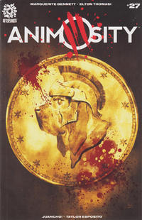 Cover Thumbnail for Animosity (AfterShock, 2016 series) #27