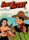 Cover for Four Color (Dell, 1942 series) #75 - Gene Autry and the Wildcat