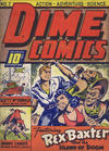 Cover for Dime Comics (Bell Features, 1942 series) #2
