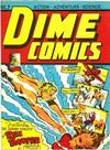 Cover for Dime Comics (Bell Features, 1942 series) #7