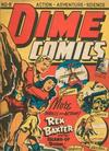 Cover for Dime Comics (Bell Features, 1942 series) #8