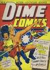 Cover for Dime Comics (Bell Features, 1942 series) #9