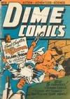 Cover for Dime Comics (Bell Features, 1942 series) #12