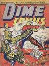 Cover for Dime Comics (Bell Features, 1942 series) #16