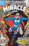 Cover for Mister Miracle (DC, 1989 series) #9 [Direct]