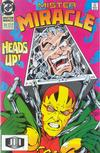 Cover for Mister Miracle (DC, 1989 series) #12 [Direct]
