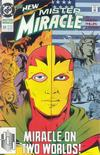 Cover for Mister Miracle (DC, 1989 series) #23 [Direct]