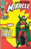 Cover Thumbnail for Mister Miracle (1989 series) #28 [Direct]