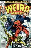 Cover for Weird Wonder Tales (Marvel, 1973 series) #22
