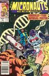 Cover for Micronauts (Marvel, 1984 series) #5 [Newsstand]