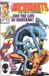 Cover for Micronauts (Marvel, 1984 series) #8 [Direct]