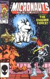 Cover for Micronauts (Marvel, 1984 series) #10 [Direct]