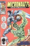 Cover for Micronauts (Marvel, 1984 series) #14 [Direct]